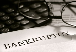 The consequences of filing bankruptcy…THE BAD